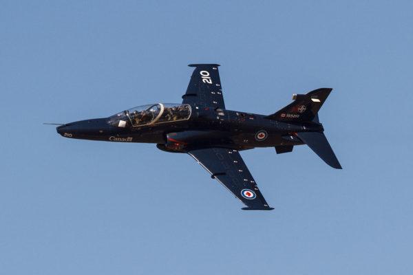 British Aerospace Systems CT-155 Hawk.