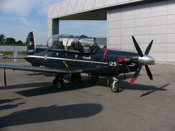 Beechcraft CT-156 Harvard II.