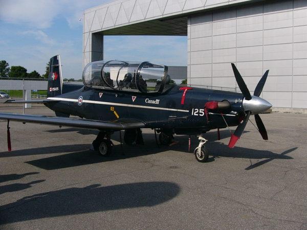 Beechcraft CT-156 Harvard II.