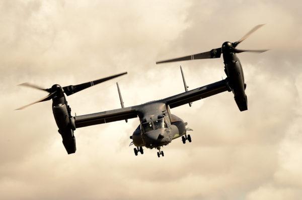 Bell / Boeing CV-22B Osprey.