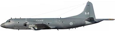 Profil couleur du Lockheed CP-140 Aurora / Arcturus