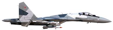 Profil couleur du Sukhoï Su-35 'Flanker-E'