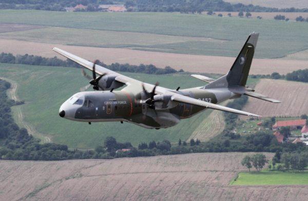 Airbus Defense & Space C-295M