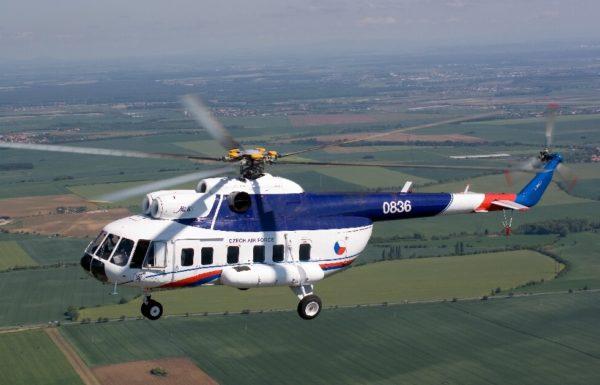 Mil Mi-8S.