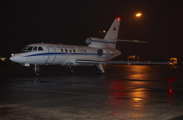 Dassault Falcon 50ex.