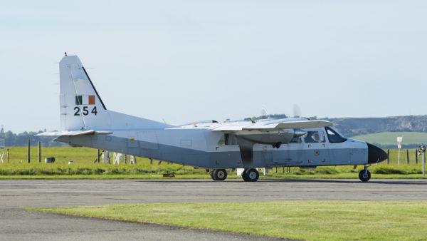 Britten-Norman BN-2 Defender 4000.