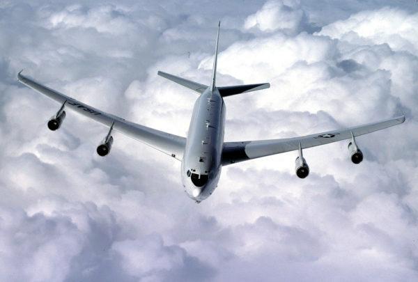 Boeing E-8C J-Stars.
