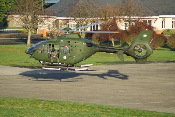 Eurocopter EC135T2.