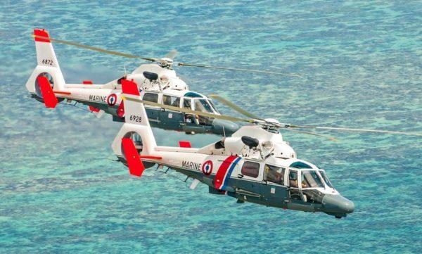 Eurocopter AS-365N3 Dauphin 2.