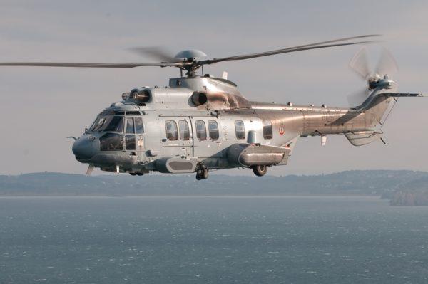 Eurocopter EC-225 Super Puma SECMAR.