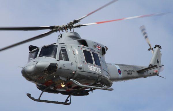 Bell Griffin HAR Mk-2.
