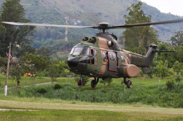 Eurocopter CH-34A Super Puma.