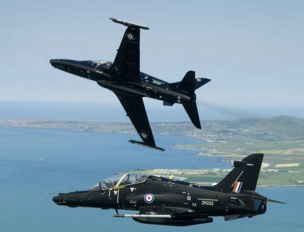 British Aerospace Hawk T Mk-2.