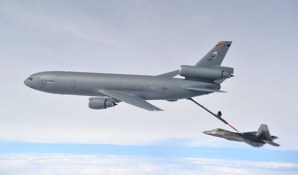 McDonnell Douglas KC-10A Extender.