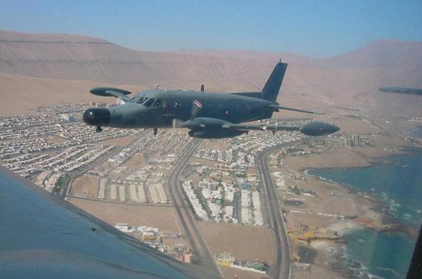 Embraer Emb-111AN Bandeirulha.