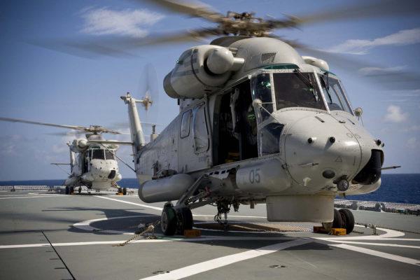 Kaman SH-2G Super Seasprite.