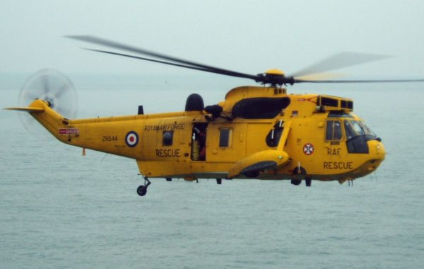 Westland Sea King HAR Mk-3.
