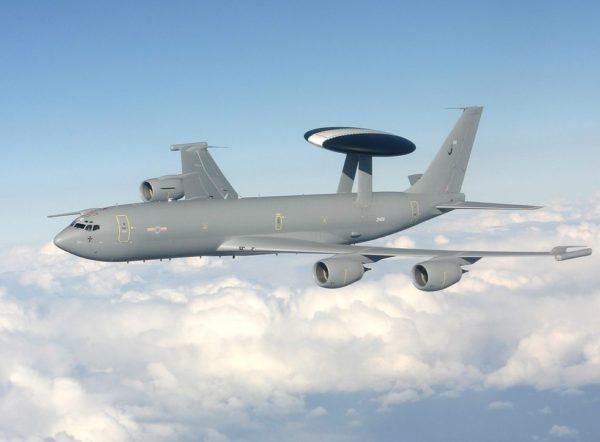Boeing Sentry AEW Mk-1.