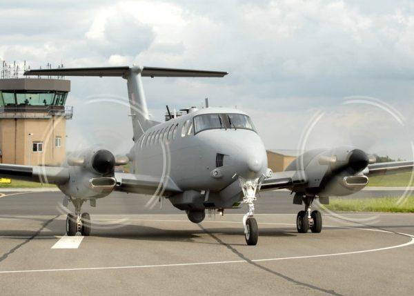 Beechcraft Shadow R Mk-1.