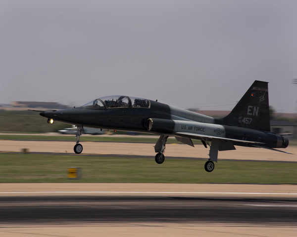 Northrop T-38A Talon.