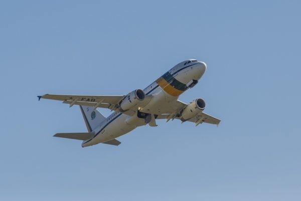 Airbus VC-1A Presidente.