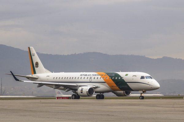 Embraer VC-2A Primero.