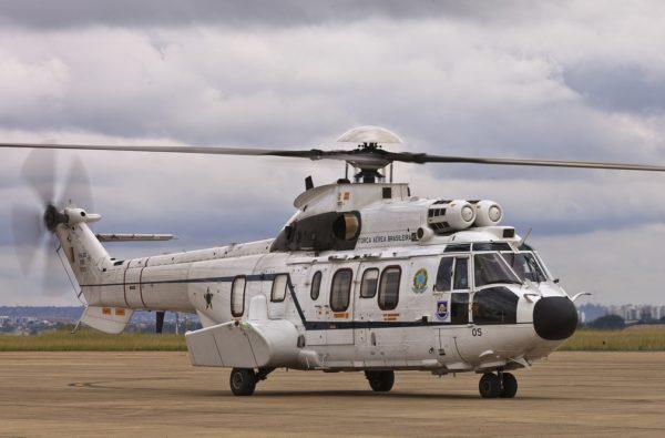 Eurocopter VH-36A Cougar.