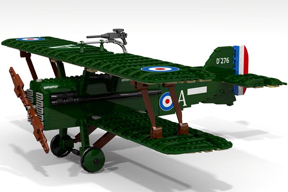 votez sur lego ideas pour de nouvelles boites d 39 avions l gendaires. Black Bedroom Furniture Sets. Home Design Ideas