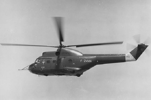 Le prototype SA-330 Puma.