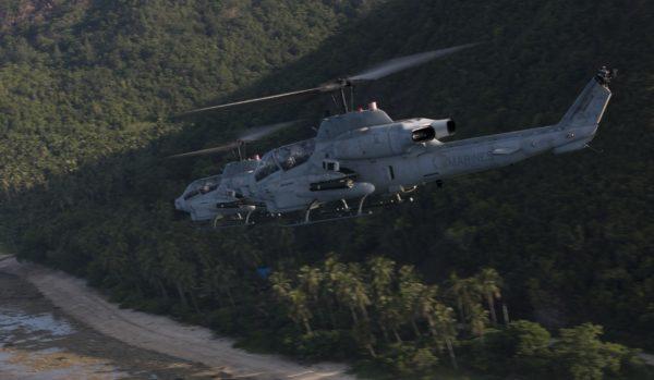 Bell AH-1W Super Cobra.