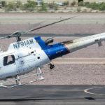 Les éléments aériens des gardes-frontières et services de douanes