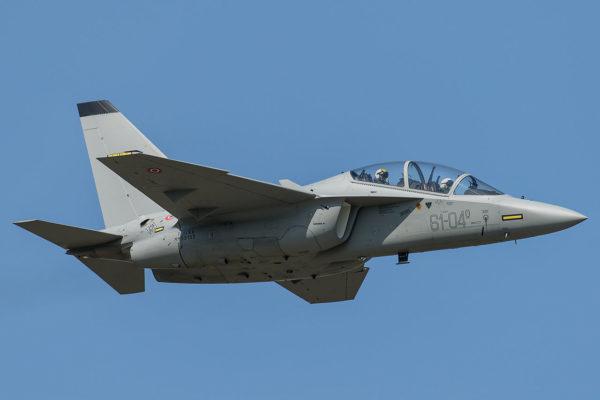 Aermacchi M-346A Master.