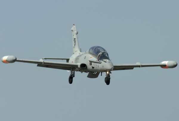 Aermacchi MB-339CD.