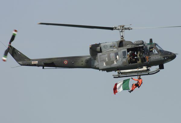 Agusta-Bell AB-212A.
