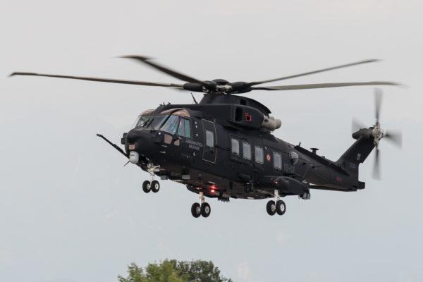 Agusta-Westland AW.101A Caesar.