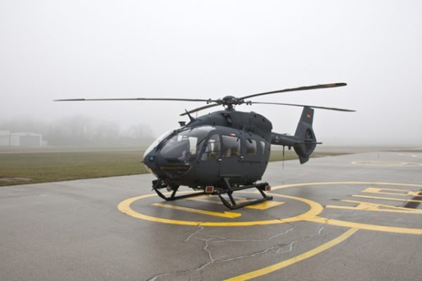 Airbus Helicopters H145M.