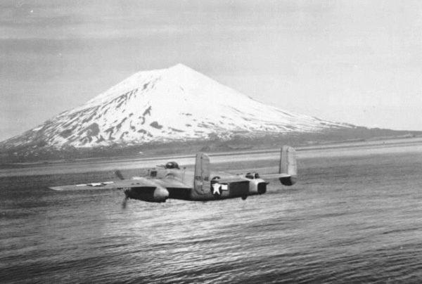 Alaska B-25 vol