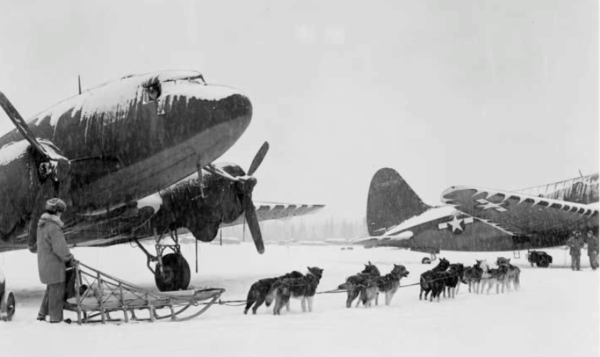Alaska C-47