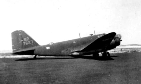 Alaska Douglas B-18 Bolo