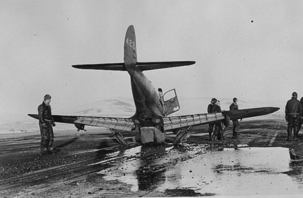 Alaska P-39_crash_Nome_Alaska