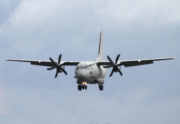 Alenia C-27J.