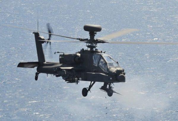 Agusta-Westland Apache AH Mk-1.