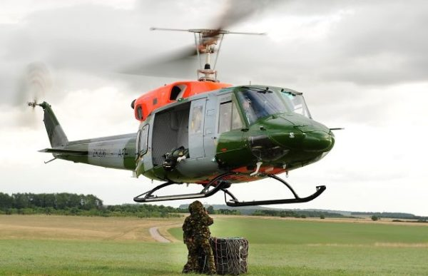 Bell 212HP.