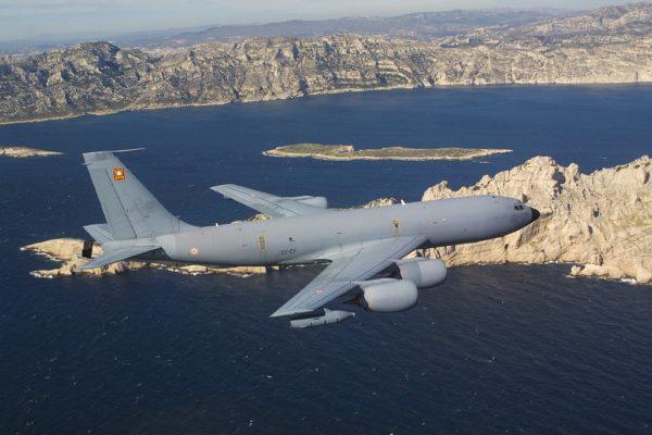 Boeing C-135FR.