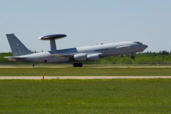 Boeing E-3F SDCA.