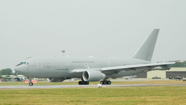 Boeing KC-767A.