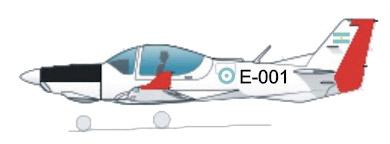 Profil couleur du Grob G.120