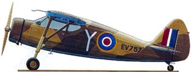 Profil couleur du Fairchild UC-61 / GK-1 Argus
