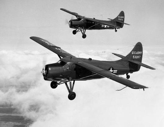 L'archétype de l'avion de brousse : DHC-3 Otter canadien.