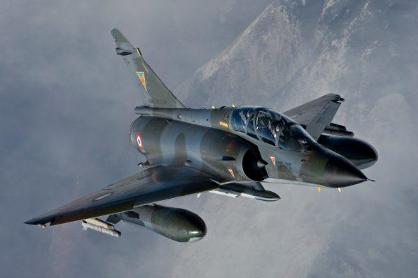 Dassault Mirage 2000N.